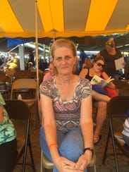 Pamela Sherman is a part time rest stop worker whose