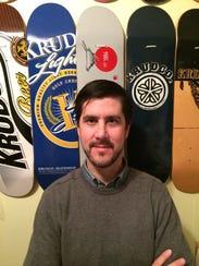 Alan Presutti is board president of the Friends of