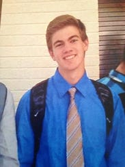 Ian Hartley, 16, of Charlotte took his own life May
