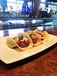 Tucker's lamb tacos