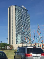 The Sept. 27 opening of The Westin Nashville would