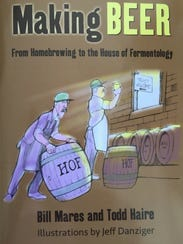 'Making Beer' is the third edition of a book by Bill