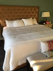 Hotel Walloon in Walloon Lake, Mich., has the right