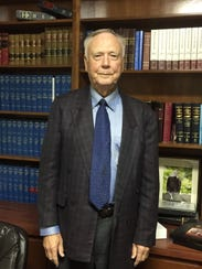 Doug Parker is an attorney in Downtown Clarksville.