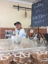 Dominic Mammoliti of Calabresella's Delicatessen in