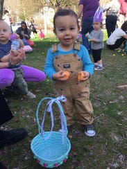 Youngsters are invited to Easter egg hunts in Long Valley, Madison and Landing on Saturday.
