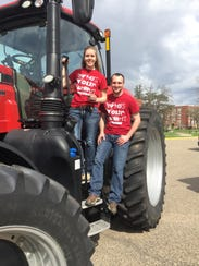 UW-River Falls Ag Day on Campus is coordinated by the