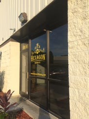 Hexagon Brewing Co. located at 1002 Dutch Valley Drive
