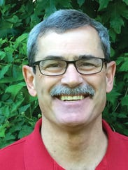 Dick Lockwood is a candidate for the North Kitsap School