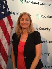 Susan Branam, acting director of the Rockland County