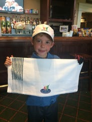 Nate Batson of Ashland City qualified for the PGA Drive,