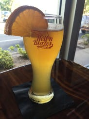 Hell 'n Blazes Brewing Co. has a variety of refreshing