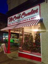 McCord Candies at 536 Main St, Lafayette offers a number