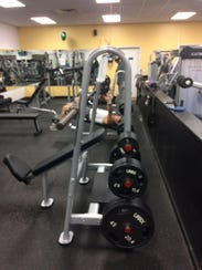 YMCA before: The Eastern Shore Family YMCA's old weightlifting center was getting cramped as usage rose at the Onley gym, said Executive Director Andre Elliott.