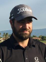 Tom Whitney, a former La Quinta high School golfer