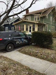 Two people were found dead inside a 10th Street house