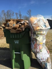 Matt Marson, who lives near Rockvale, is still collecting