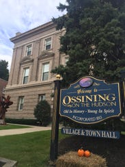 Ossining municipal  government offices