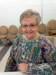 Janice White, director and board chairman of the Community