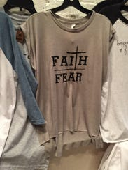 Terri Leigh's Boutique sells unique tees and will be
