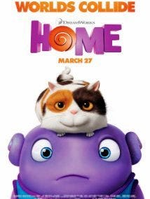 """""""Home"""" will be shown at the Fond du Lac Public Library on Oct. 2"""