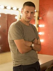 """Tim Robinson, costar and co-creator of Comedy Central's """"Detroiters,"""" will be in town for the Detroit Improv Festival."""