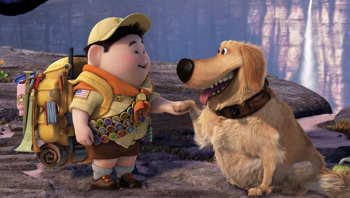 The 10 best movie dogs of all time