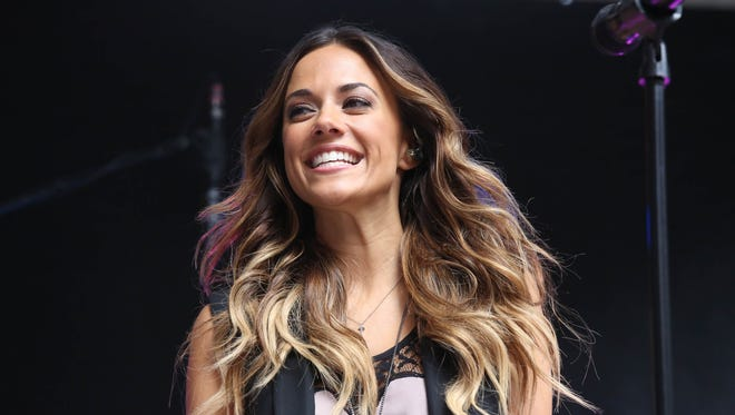 Jana Kramer performs at FireKeepers Casino in November.