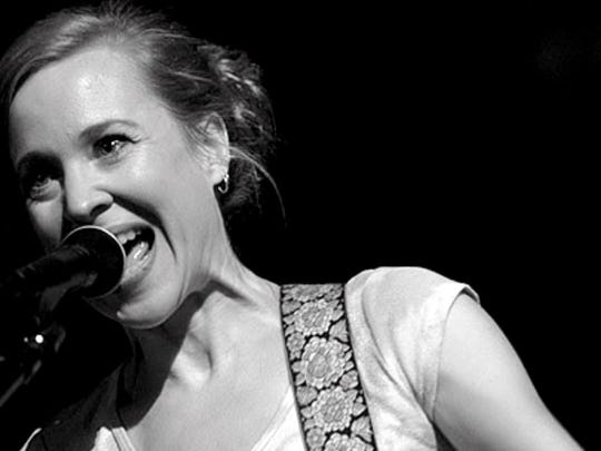 Kristin Hersh performs at Pappy and Harriet's on Friday,  September 6.