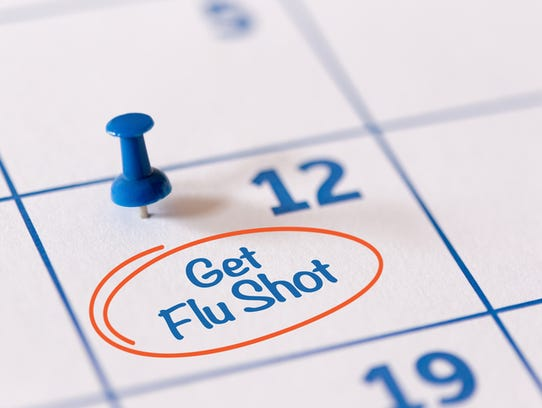 Many might think of the flu as a temporary setback