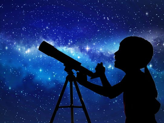 Marble Springs State Historic Site will host a stargazing event from 5:30-8:15 p.m. on Saturday, Nov. 18.