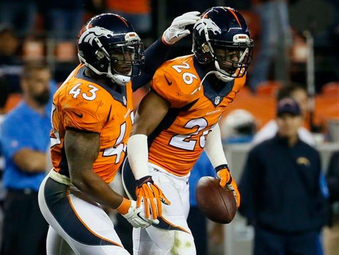 Denver Broncos Defeat San Diego Chargers