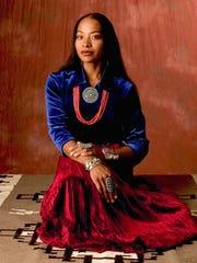 Navajo singer Radmilla Cody