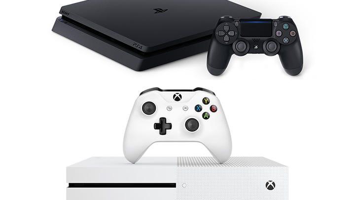 PS4, Xbox One get pre-Xmas price cuts