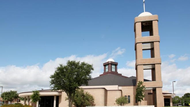 Holy Angels Catholic Church is located at 2202 Rutgers St.