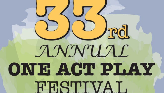 The 33rd Annual One Act Play Festival is about to open at Inspiration Studios, West Allis.