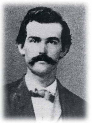 "John Henry ""Doc"" Holliday was born Aug. 14, 1851, in Griffin, Ga."
