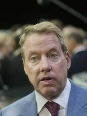 Bill Ford, executive chairman of Ford Motor, at the