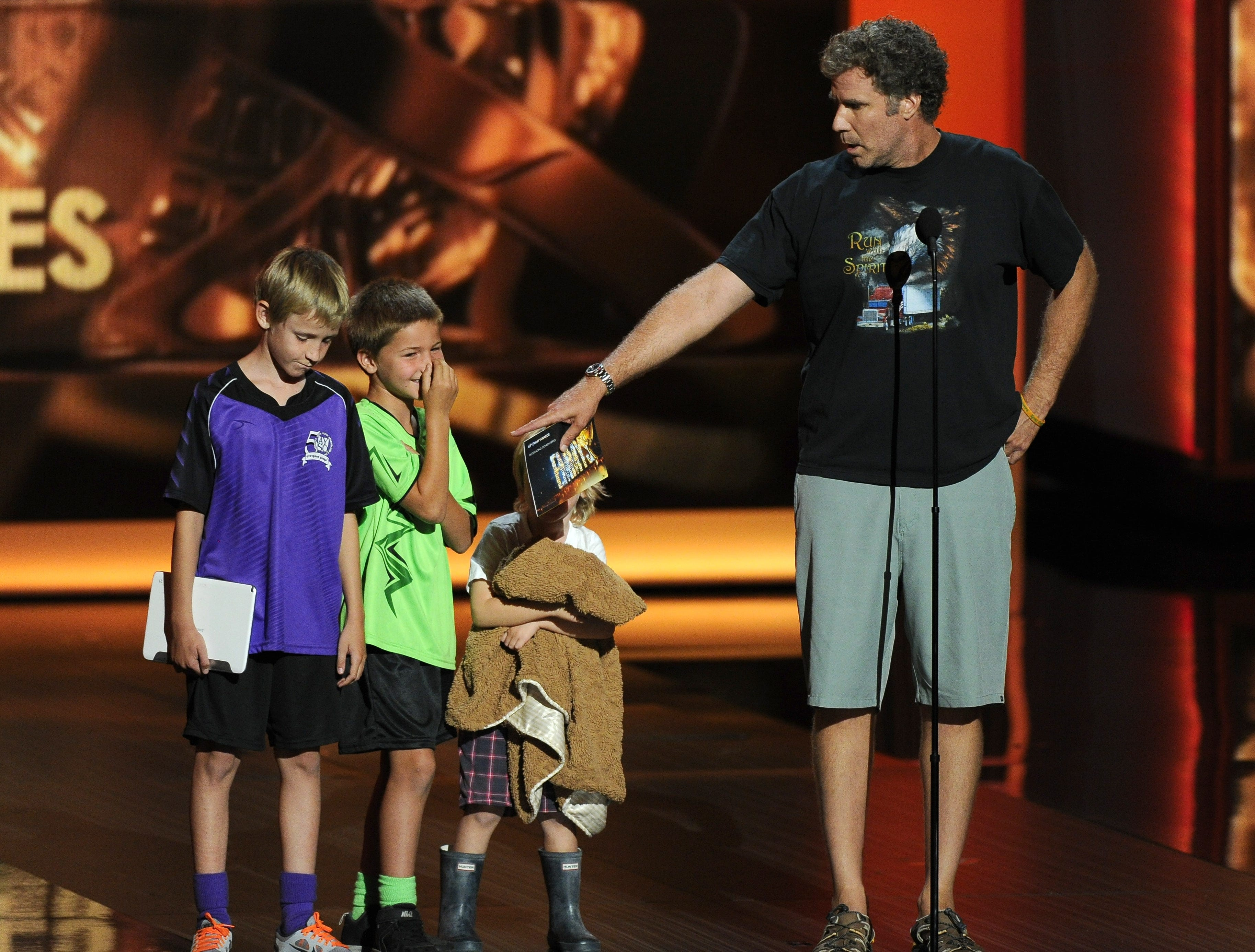 Will Ferrell Kids Emmys Best moments from the ...
