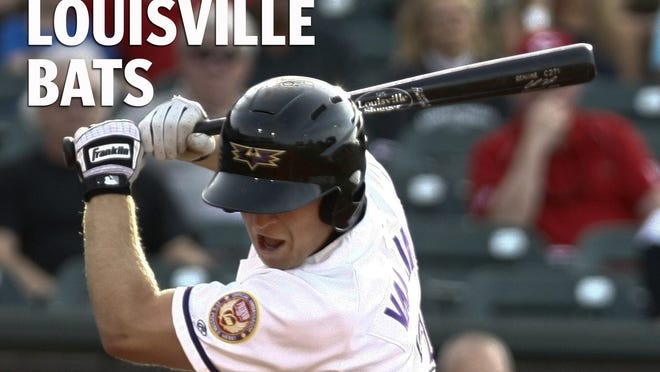 Louisville Bats'  baseball. (File)