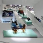 Germany's Porsche Museum goes interactive