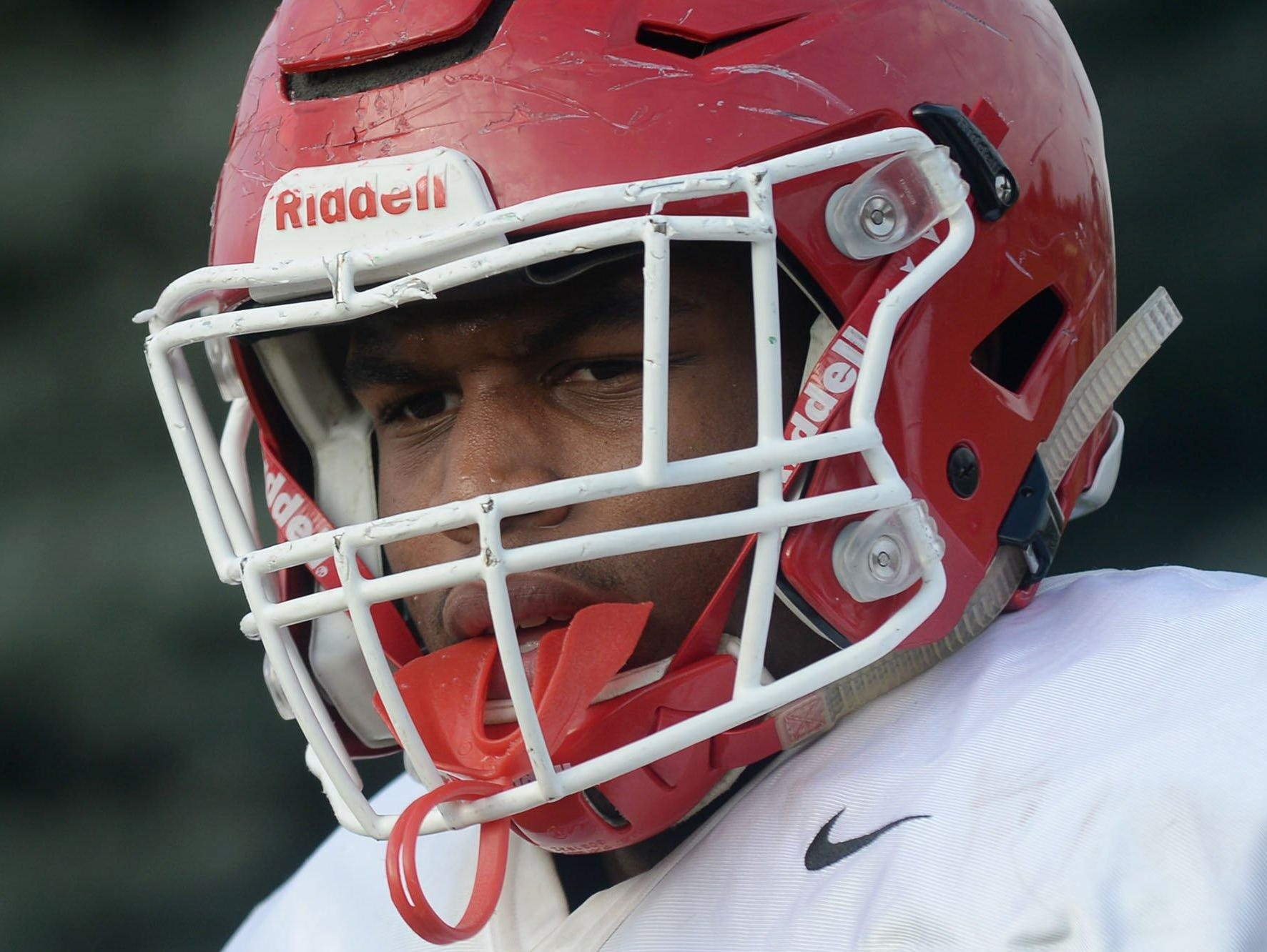 Orchard Lake St. Mary's senior linebacker Josh Ross started on varsity as a freshman and has led the Eaglets to two state titles.