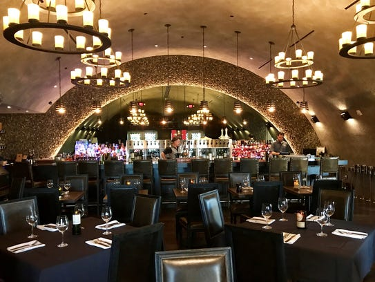 The Cave Bistro & Wine Bar opened in 2017 as an extension