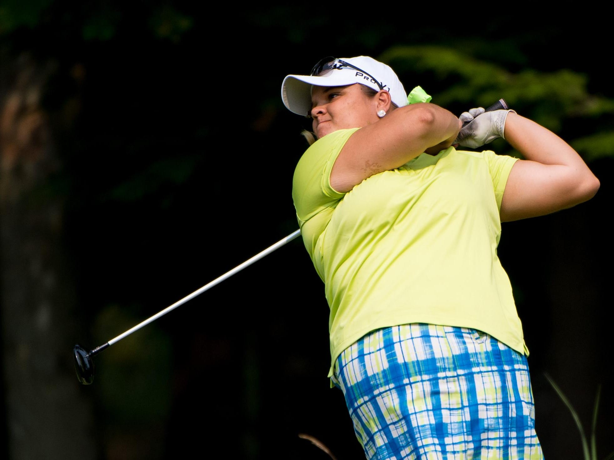 DeWitt's Liz Nagel will compete in this week's U.S. Women's Open in Lancaster, Pa. The event will mark her second on the LPGA Tour and first career major.