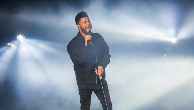 After headlining Summerfest's American Family Insurance Amphitheater in 2018, the Weeknd will play Milwaukee's Fiserv Forum on Jan. 26.
