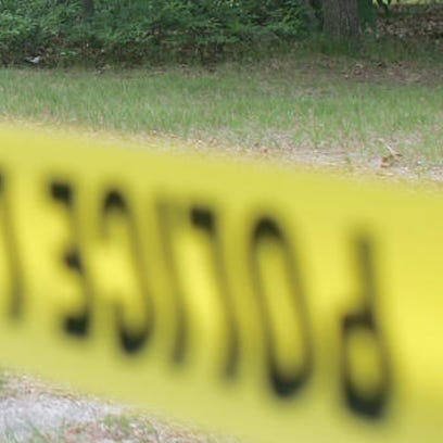 A child died Wednesday after being struck by a vehicle
