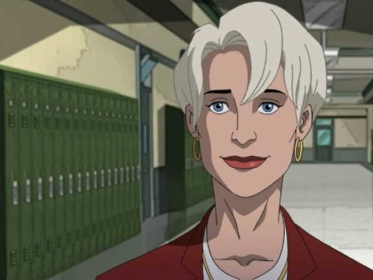 Michigan native Misty Lee is the voice of May Parker,