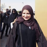 For the first time, Saudi women vote in municipal elections