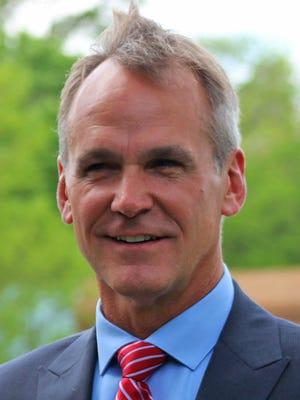 Milwaukee County Parks Director John Dargle Jr.