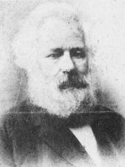 Stafford C. Cleveland brought the first printing press to Fort Myers more than 130 years ago.